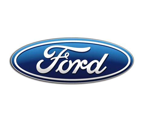 Large Ford Car Logo
