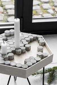Beton Schleifen Schleifpapier : diy beton beistelltisch f r kerzen adventskranz mal anders zwo ste ~ Watch28wear.com Haus und Dekorationen