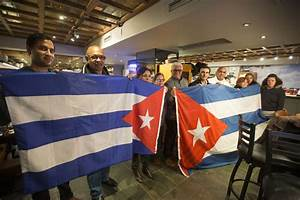Mixed emotions in Toronto's Cuban community   Toronto Star