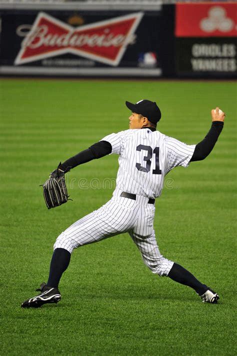 Ichiro Suzuki Number by Ichiro Suzuki Practice Throwing Stance Editorial Image