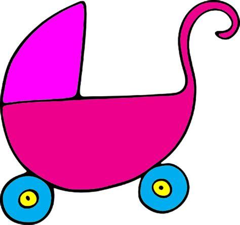 culle colorate sta disegno di carrozzina a colori