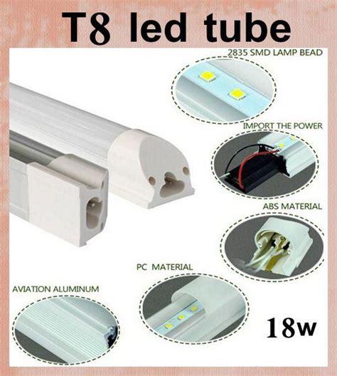 t8 fluorescent lights led integrated t8 led