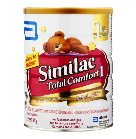 Similac Total Comfort 1 1 X 820g Lowest Prices