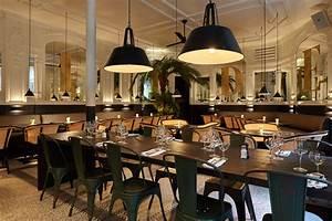 La fidelite bistrot chic pour decor tropical for Deco cuisine pour table a diner