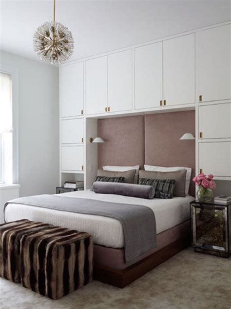 10 small bedroom with headboard storage ideas home