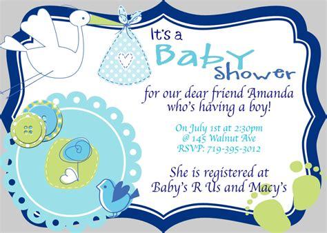 baby shower card sayings  baby boy  printable