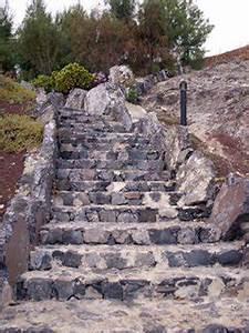 Steintreppe Renovieren Aussen : steintreppen au en selber bauen gel nder f r au en ~ Watch28wear.com Haus und Dekorationen