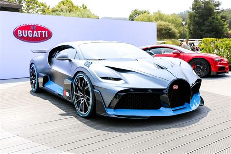 Drooling Over The $58 Million, 1480hp Bugatti Divo At