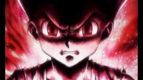 hunter  hunter  episode  gons rage  growing