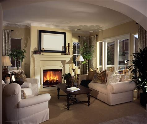 Images Of Small Living Rooms With Fireplace  Home Combo