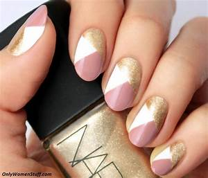 65 easy and simple nail art designs for beginners to do With easy at home nail designs for short nails