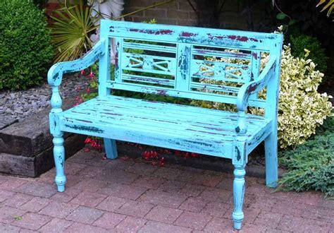 shabby chic garden chairs garden arbour painted afk marketing ltd wooden garden furniture chsbahrain com