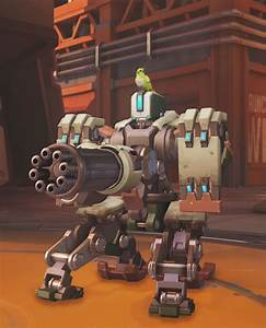 Overwatch Bastion Next Stage
