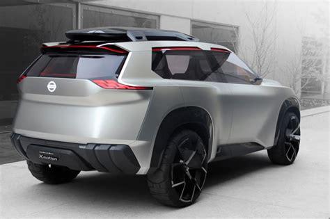 nissan xmotion concept unveiled  detroit car news