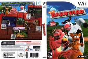 Wii U Dvd Abspielen : car tula de barnyard para wii caratulas com ~ Lizthompson.info Haus und Dekorationen