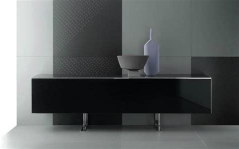 interior design black sideboards boca  lobos