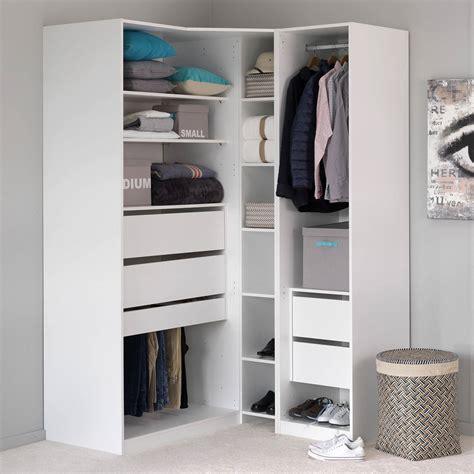 alinea armoire chambre comment bien aménager un dressing pratique fr