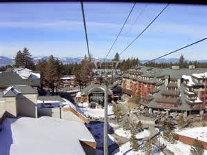 Lake Tahoe Heavenly Ski Resort