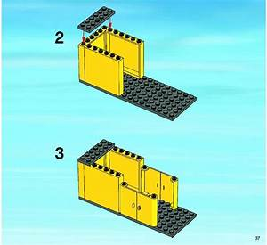 Lego Delivery Truck Instructions 3221  City