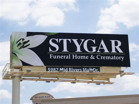 stygar funeral home  st peters mo funeral home
