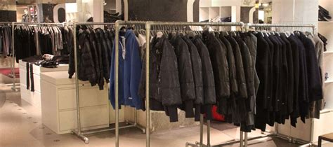 clothing racks for warehouse industrial clothing racks for garment storage