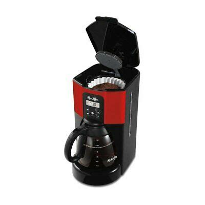 Delay brew feature sets brew time ahead so you can wake up to fresh brewed coffee; Mr. Coffee Brew 12-Cup Programmable Automatic Drip Coffee ...