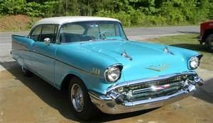 Buy Used Nice 1955 Chevrolet Belair 4 Door 6 Cylinder 3