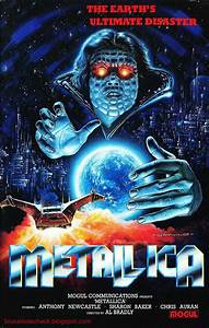 vhs horror metallica - Google Search | Film posters ...