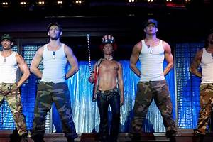 39 Magic Mike 39 May Be Adapted To Broadway With Alex Pettyfer