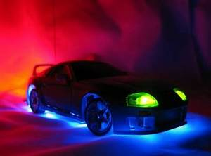 Image Gallery neon lights on cars
