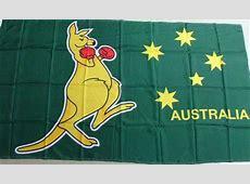 Flagge Fahne Känguru Australien 90 x 150 cm Kaufen bei