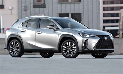2019 Lexus Ux Suv The New Model By British Carmaker  Best Suv