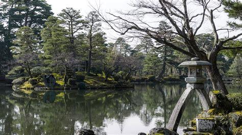 พาเที่ยวสวน Kenrokuen 1 ใน 3 สวนที่สวยที่สุดในญี่ปุ่น ...