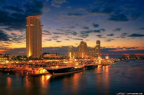 Bluewater Boats Daytona Beach Florida by Miami South Beach Condos At Marina With Yachts