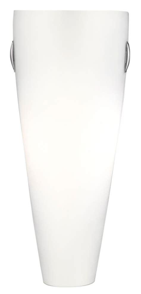 washington white single wall light departments diy at b q