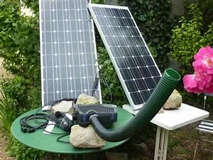 Pompe Bassin Solaire Jardiland : la premiere reference en pompe solaire professionnelle la pompe solaire pour bassin et piscine ~ Dallasstarsshop.com Idées de Décoration