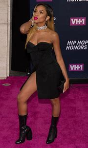 Lil Mama At VH1 Hip Hop Honors in New York City - Celebzz ...
