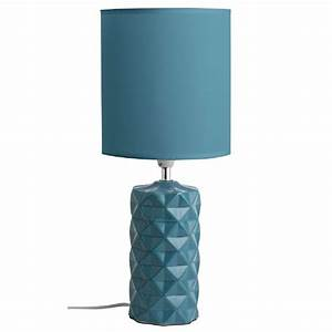 Lampe De Chevet Bleu : 46 best lampes de chevet images on pinterest bedside ~ Dailycaller-alerts.com Idées de Décoration