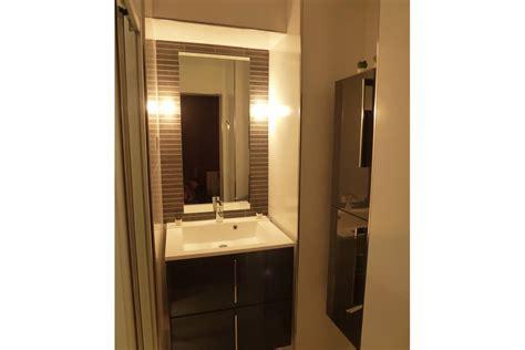 chambre wenge salle de bain et salle d 39 eau dans petit espace yves
