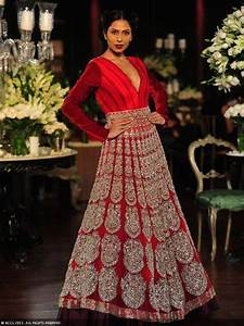 Indian wedding dresses for Red indian wedding dress