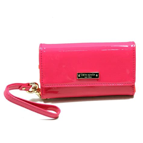 iphone 5 wristlet kate spade iphone 5 zinnia solid iphone wristlet for