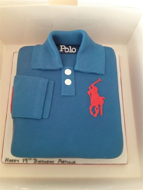 138 Best Images About Polo Shirt Cakes On Pinterest