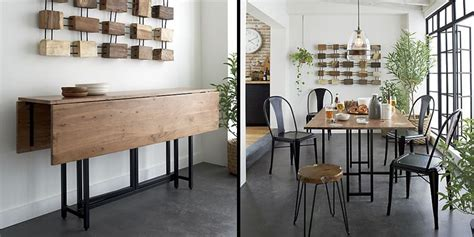 space saving dining tables   tiny apartment