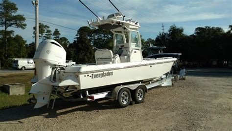 Everglades Bay Boats For Sale by Used Bay Everglades Boats Boats For Sale Boats