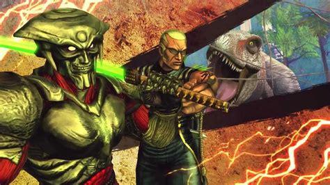 Street Fighter X Tekken Yoshimitsu And Raven Hd