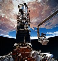 Story Musgrave Hubble Telescope