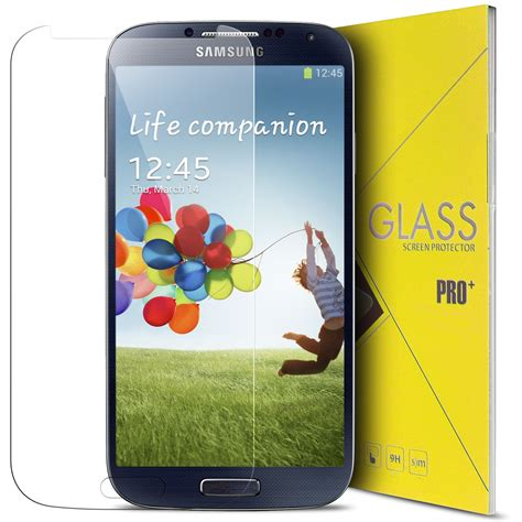 verre tremp 233 samsung galaxy s4 9h glass pro hd 2 5d