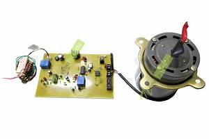 Single Phase Induction Motor With Smooth Start