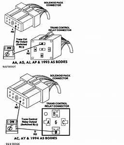 A604 Tran Wiring Diagram 94