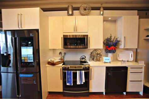 Best Buy Kitchens Why You Want A Smart Kitchen Samsung Appliances Make